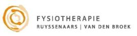Fysiotherapie Ruyssenaars | van den Broek